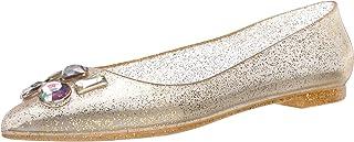 حذاء رياضي نسائي من كاتي بيري، أبيض حقيقي