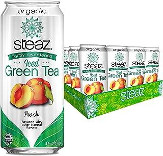 Best steaz green tea peach Reviews