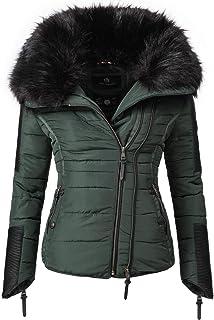 new styles 0557c 34416 Amazon.it: piumini donna invernali corti