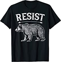 ALT US National Park Resist Service T shirt Bear Vintage