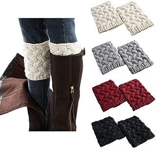 Best short boot cuffs Reviews