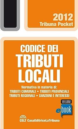 Codice dei tributi locali (Tribuna pocket)