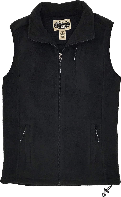 Backpacker Men's Polar Fleece Vest