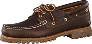 Timberland Men's Authentics 3 Eye Classic Boat Shoes