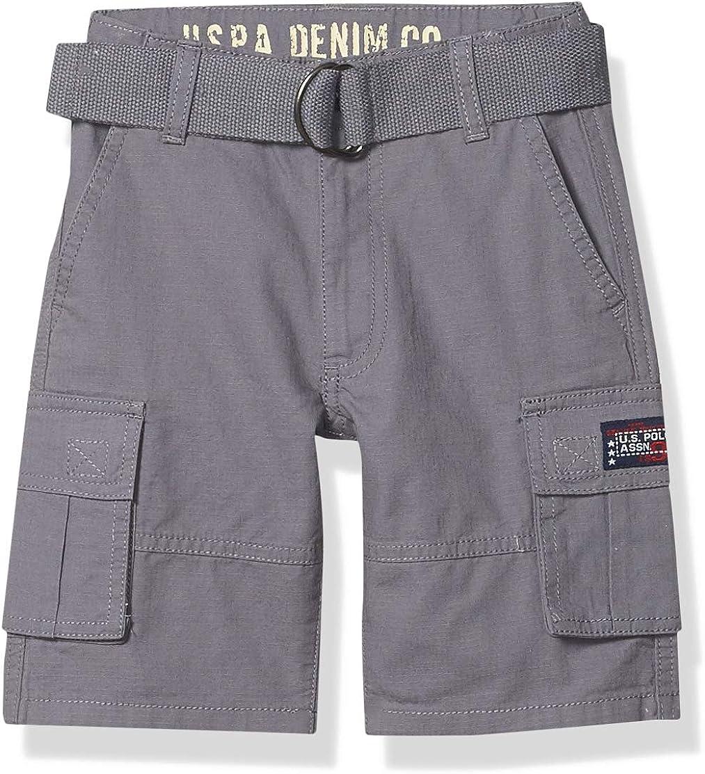 U.S. Polo Assn. Boys' Cargo Shorts