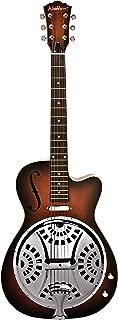 Washburn 6 String Resonator Guitar, Right (R15RCE-A)