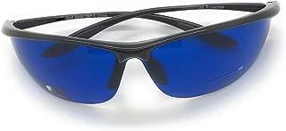 MyUV Golf Ball Finder Blue Lens Sunglasses%100 UV Production