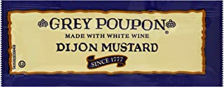 Grey Poupon Dijon Mustard (0.25 oz Packets, Pack of 200)