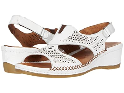 Spring Step Tourner (White) Women
