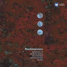 Rachmaninov Symphonies Nos.1 3