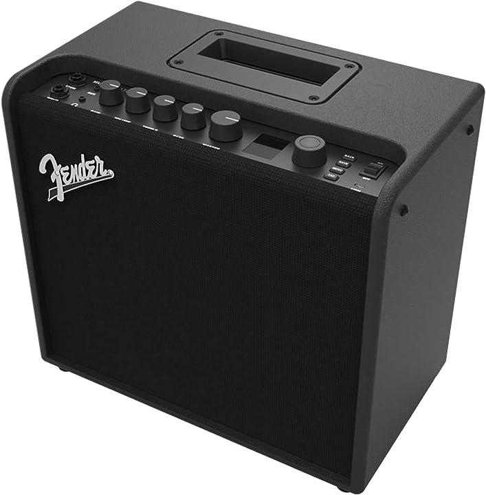 Amplificatore chitarra fender mustang lt25 - chitarra combo 231-1106-000