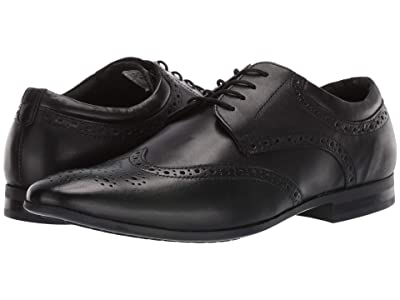 Kenneth Cole Reaction Zeke Lace-Up (Black) Men