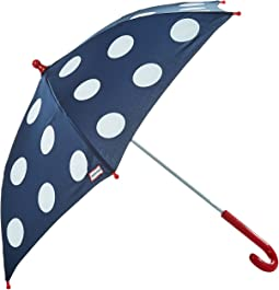 Hunter Kids Polka Dot Surprise Umbrella (Kids)