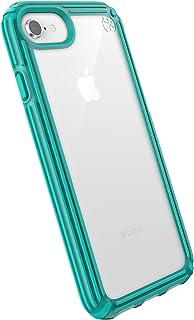 Speck Presidio Case for Apple iPhone 8/ 7/ 6s/ SE(2020) - Clear/Caribbean Blue
