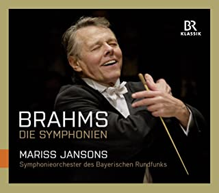 ブラームス:交響曲全集[3CDs]