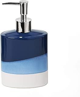 SKL HOME by Saturday Knight Ltd. Alanya Lotion/Soap Dispenser, Blue