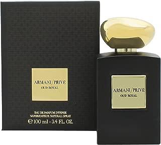 Giorgio Armani Prive Oud Royal Eau De Parfum Intense Spray 100ml/3.4oz