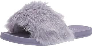 Best white marabou slippers Reviews