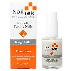 Nail Tek Foundation II Ridge Filling Nail Strengthener