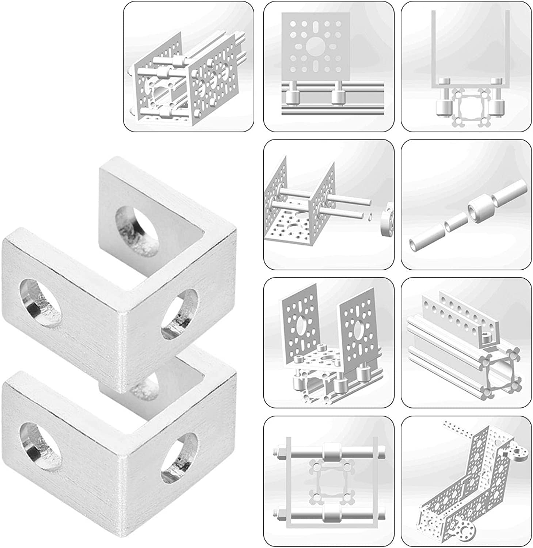 Handle Loads U-Channel Miniature Robotics DIY Today's only Aluminum Kit Time sale Alloy