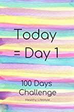 100 Days Weight Loss Journal Challenge For Beginners: Action Plan To Get Fit & Healthy; Essential For Beginner On Fitness Program; Goal Journal With Motivational Quote To Get Into Shape