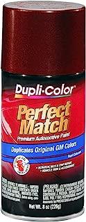 Dupli-Color BGM0521 Dark Toreador Metallic General Motors Exact-Match Automotive Paint - 8 oz. Aerosol