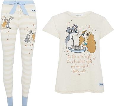 Primark - Pijama de pijama para mujer (tallas 36 a 40 ...