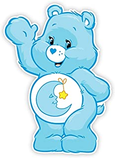 Bedtime Care Bear Iron On Transfer for T-Shirts & Other Light and Dark Color Fabrics #6 Divine Bovinity