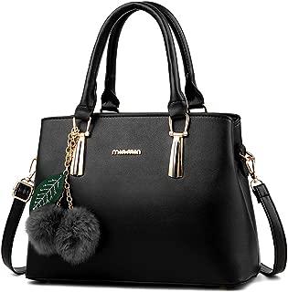 Women's Leather Handbag Tote Shoulder Bag Crossbody Purse