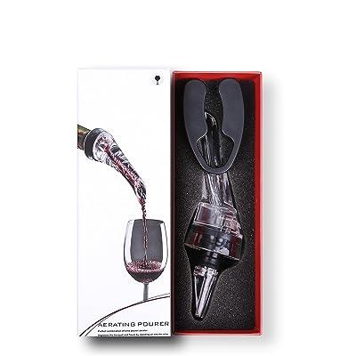Wine Aerator Pourer Wine Decanter Quick Aerator...