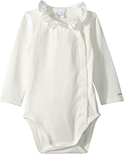 Elastane Cotton Jersey Bodysuit (Infant)
