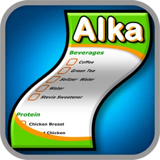 Alkaline & Acidic Grocery List