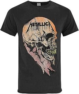 Amplified Mens Metallica Sad But True T-Shirt