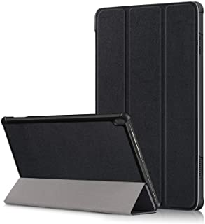 Smart Case for Lenovo Tab M10 HD TB-X505F, Ratesell Lightweight Smart Trifold Stand Microfiber Lining Case Cover for Lenov...