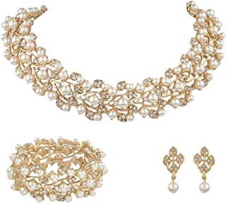 Best cream pearl jewellery Reviews