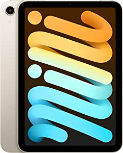 2021 Apple iPad Mini (Wi-Fi, 64GB) - Starlight
