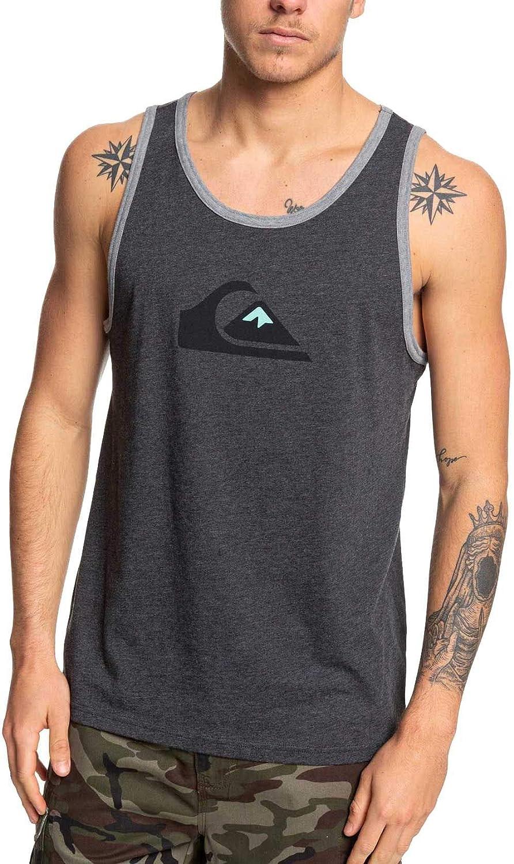 [クイックシルバー] メンズ シャツ Quiksilver Men's Comp Logo Tank Top [並行輸入品]