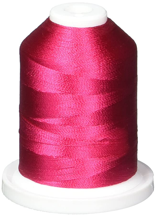 Robison-Anton Rayon Super Strength Thread, 1100-Yard, Strawberry