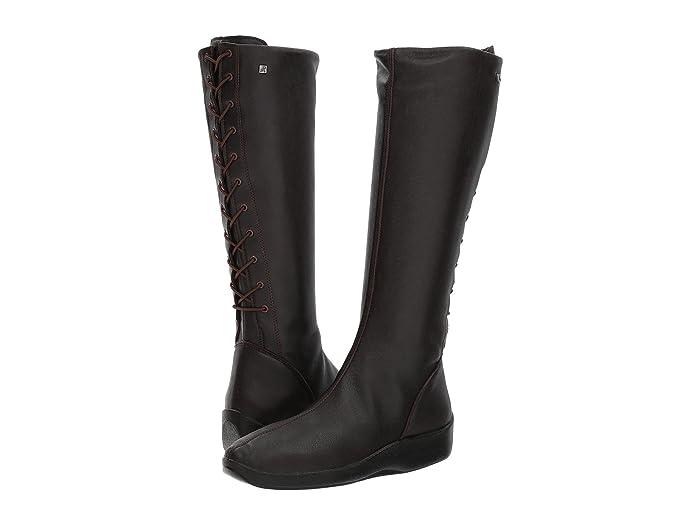 Arcopedico  L31D (Cafe) Womens Zip Boots