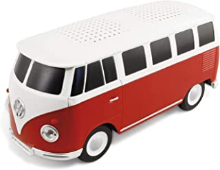 BRISA VW Collection VW T1 Bus Bluetooth Speaker - Red/White
