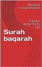 Surah baqarah : The cow verse 152 to 202