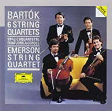 bartok string quartet 2