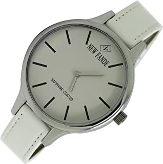 New Fande Casual Watch For Women Analog Leather - ‏‏‏‏‏‏NF54635