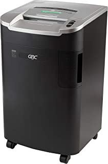 GBC Paper Shredder, Jam Free, 12 Sheet Capacity, Micro-Cut, 20+ Users, LM12-30 (1770055)