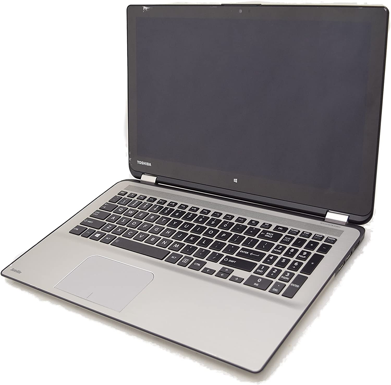 Toshiba Flagship 2-in-1 Convertible UltraBook Tablet OFFicial mail order 15.6
