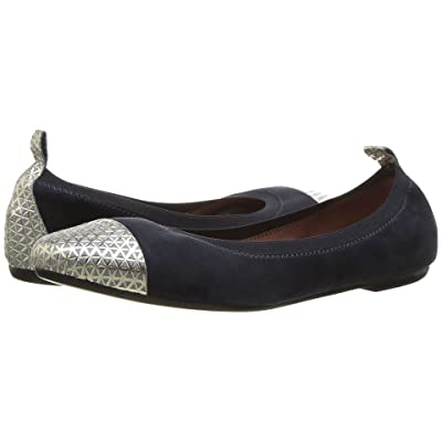 Summit by White Mountain Kara (Blue) Women