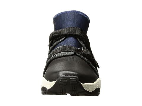 Buy Cheap Price Y's by Yohji Yamamoto Neo Plain Sneaker Navy In UK Cheap Price Sneakernews Sale Online Purchase Cheap Online rPp3Bikp