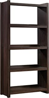 Sauder HomePlus Storage Bookcase, L: 34.02