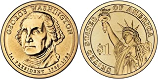 new george washington dollar coin