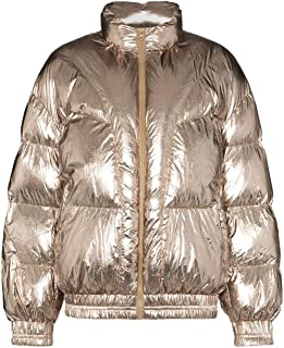 ISABEL MARANT ÉTOILE Luxury Fashion Womens MA059219A074E08MZ Bronze Down Jacket | Fall Winter 19